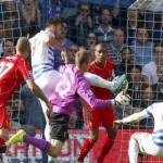 ليفربول يفوز على كوينز بارك في المرحلة الثامنة من الدوري الانكليزي