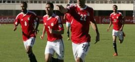 """منتخب مصر يقفز 23 مركزاً فى تصنيف """"الفيفا"""""""