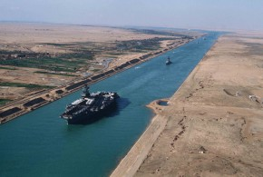 مصر تدعي بيلاروسيا للمشاركة في مشروع قناة السويس الجديدة