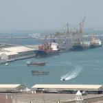 بسبب سوء الاحوال الجوية اغلاق ميناء الغردقة البحري