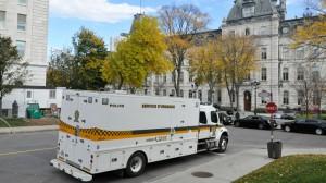 L'Assemblée nationale en état d'alerte