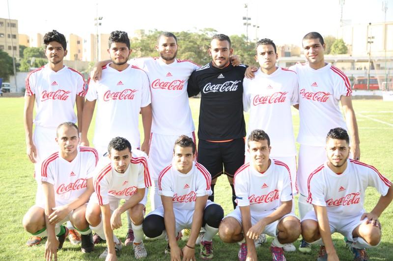 افتتاح دوري مراكز الشباب لكرة القدم بدقيقة حداد على أرواح شهداء مصر