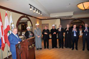 الجمعية الاسلامية اللبناية الكندية تحتفل بالمولد النبوي الشريف  وعيد الميلاد المجيد